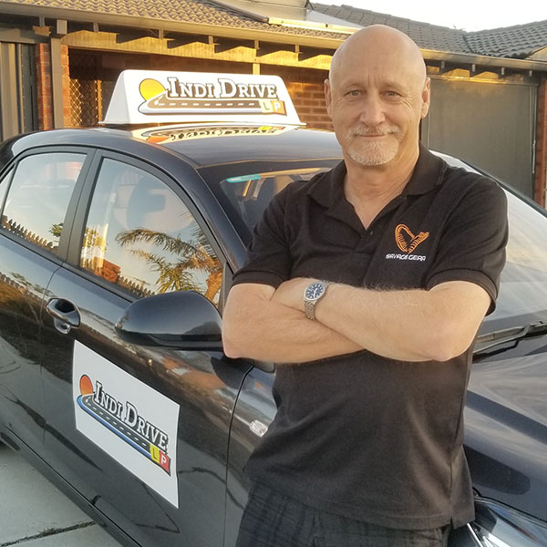 Darren Automatic & Manual Instructor Kelmscott  (Keys2drive accredited)