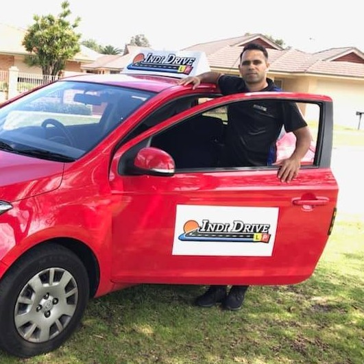 Kumar Automatic Driving Instructor Cannington
