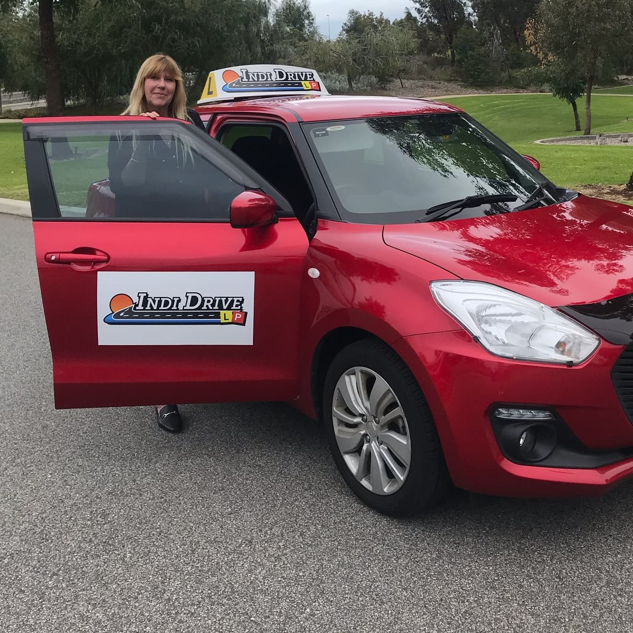 Margo Automatic Driving Instructor Mandurah (Keys2drive accredited)