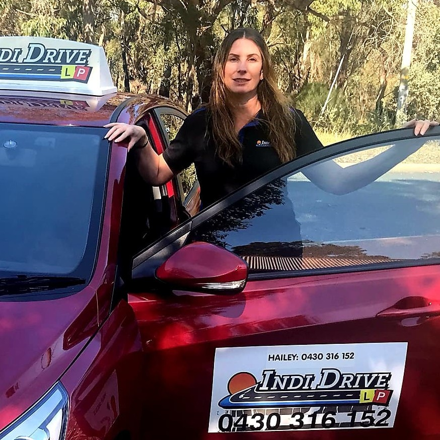 Hailey Automatic Driving Instructor Midland