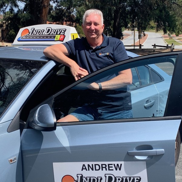 Andrew Manual & Automatic Driving Instructor Mirrabooka (Keys2Drive accredited)