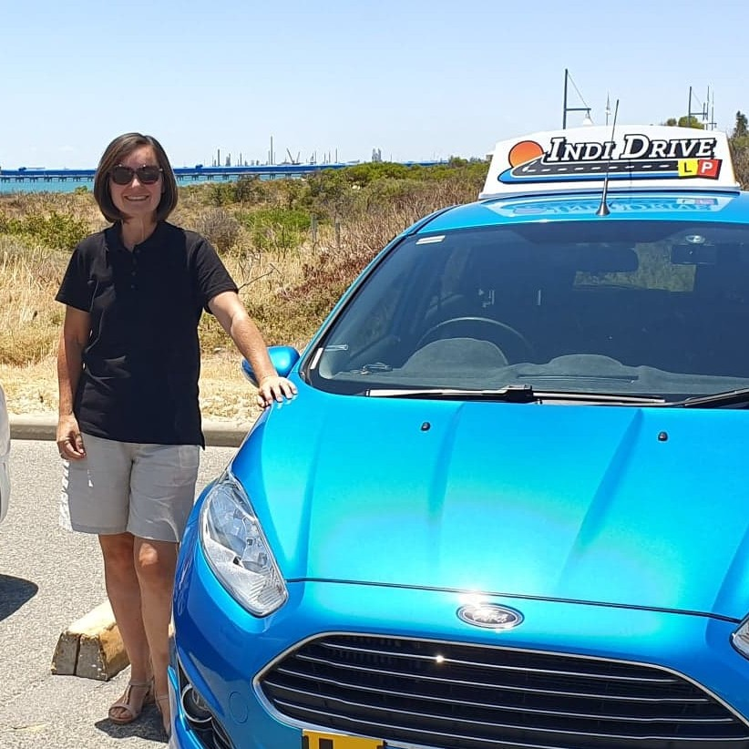 Julia Manual Driving Instructor Mandurah (Keys2drive accredited)