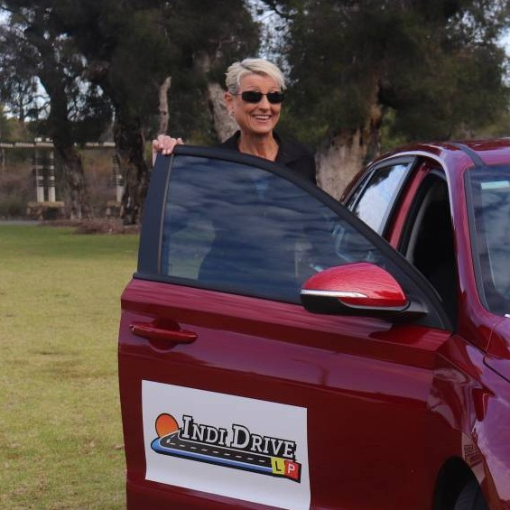 Marianne Automatic Driving Instructor Ellenbrook