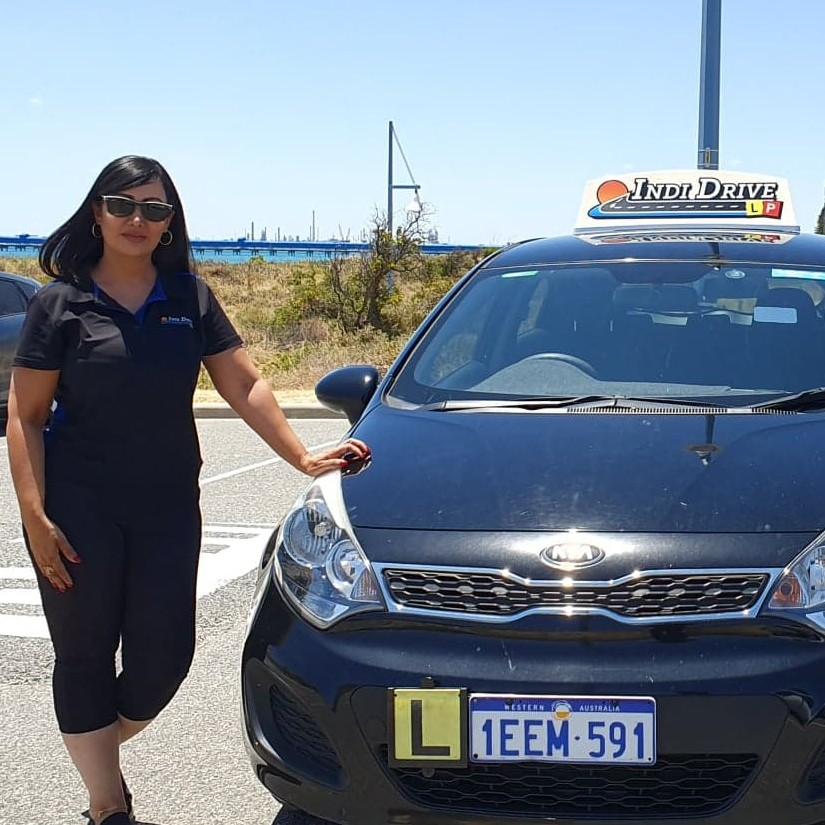 Sarah Automatic Driving Instructor Kwinana (Keys2drive accredited)