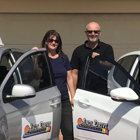 Darren & Erica Manual Driving Instructors Canningvale (Keys2Drive accredited)