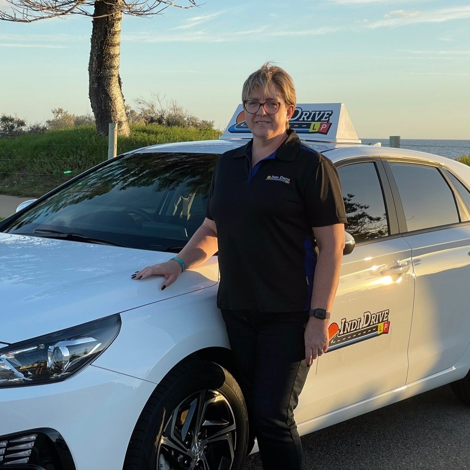 Ellen Manual Driving Instructor Rockingham